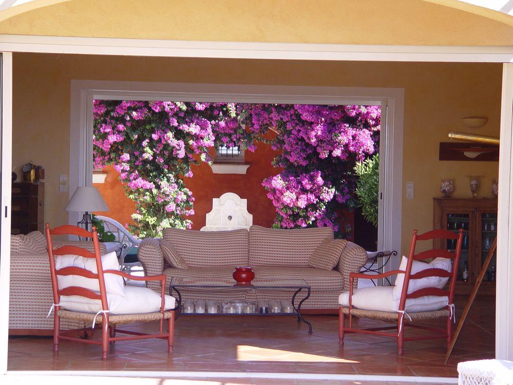 Luxe vakantie villa St Tropez Ramatuelle - met prive zwembad