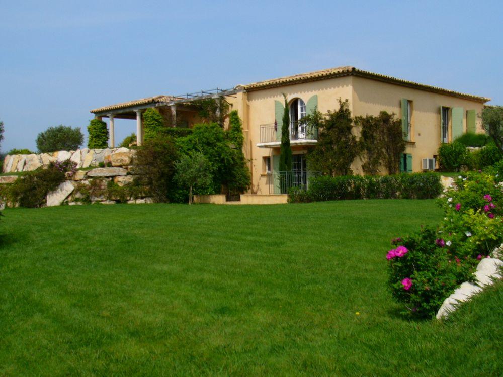 Luxe vakantie villa St Tropez - Ramatuelle Zuid Frankrijk