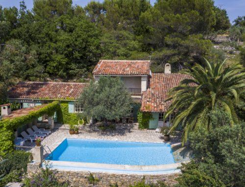 Villa Montchou Fayence (nabij Seillans) in de Var – Provence Zuid Frankrijk