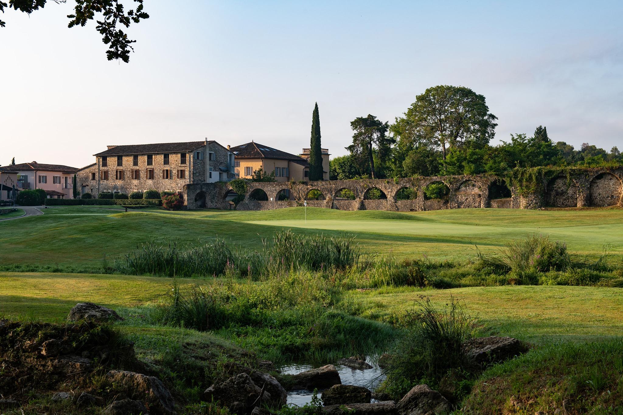 Golfbaan Opio Valbonne