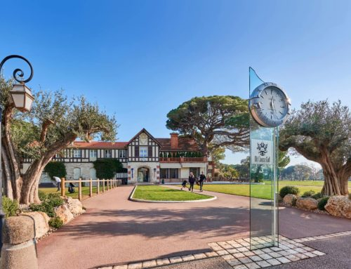Golf Old Course Cannes-Mandelieu