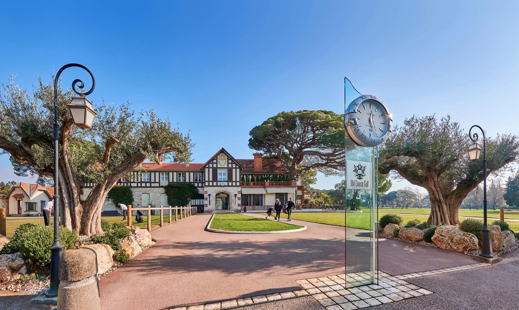 Old Golf Course Cannes Mandelieu