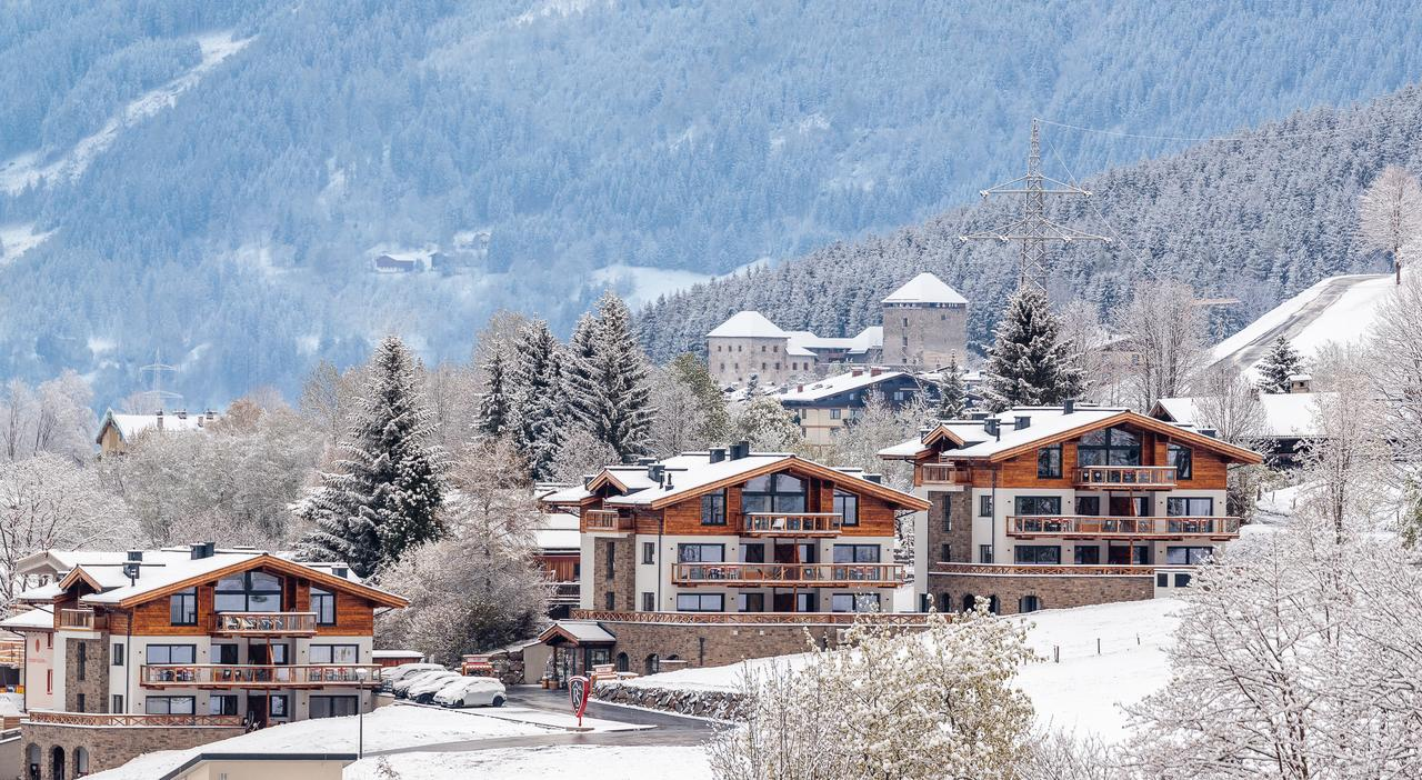 Wintersport Appartement In Kaprun Panorama Suites