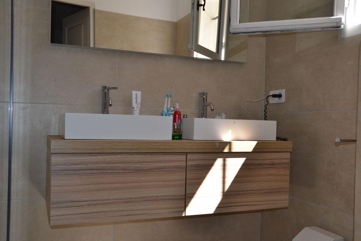 Bathroom Villa Valbonne (renovated early 2017)