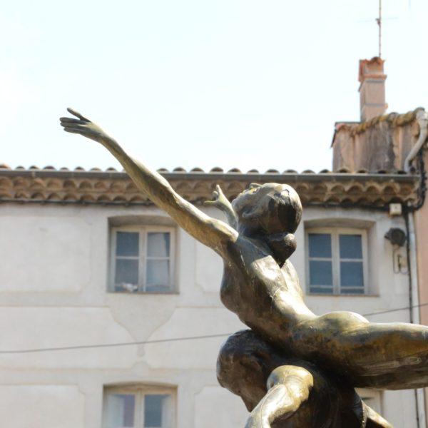 Biot Cote d'Azur - Beeld Kees Verkade
