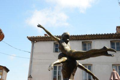 Biot - Provence Alpes Cote d'Azur statue Kees Verkade