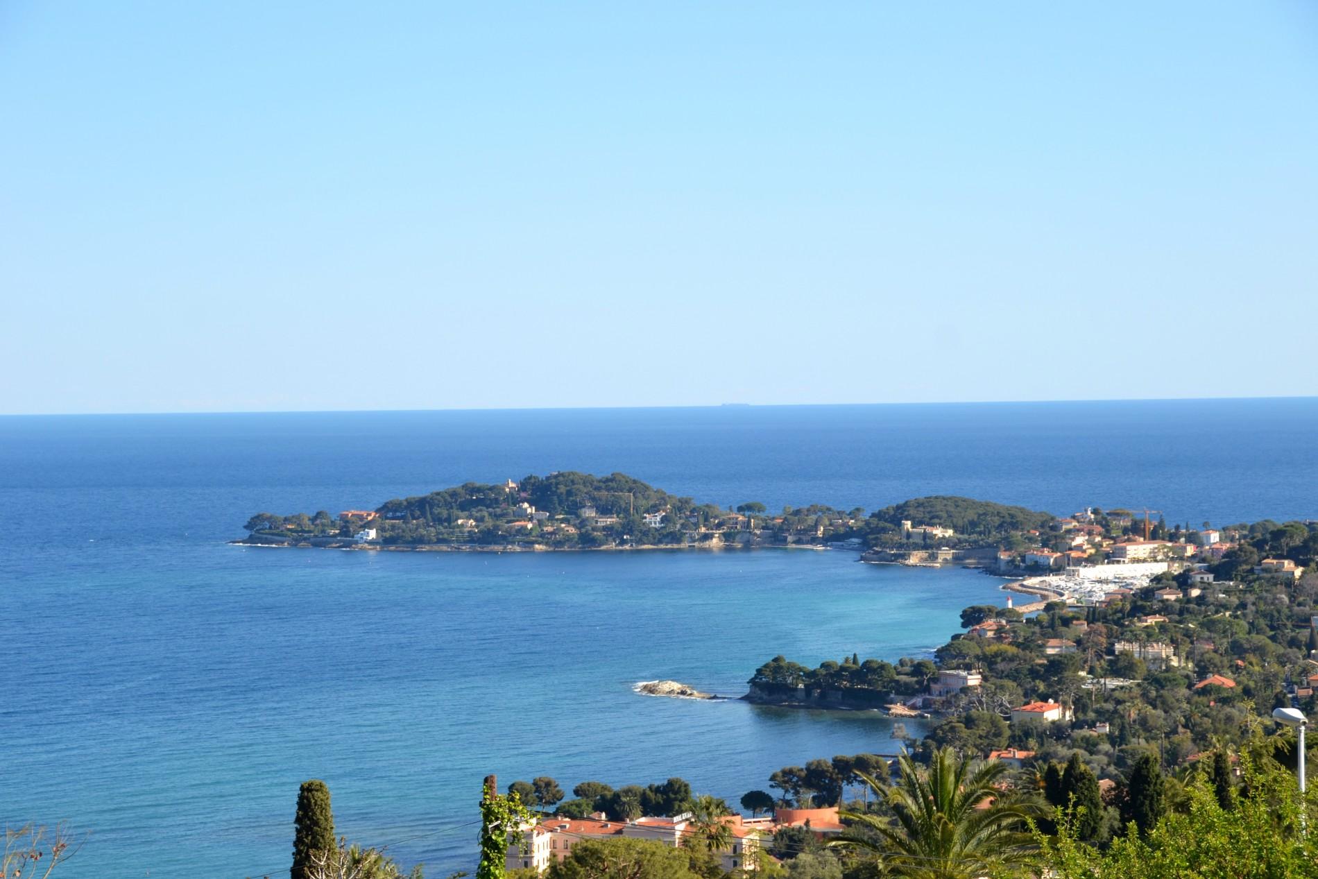 Cap Ferrat Cote d'Azur South of France