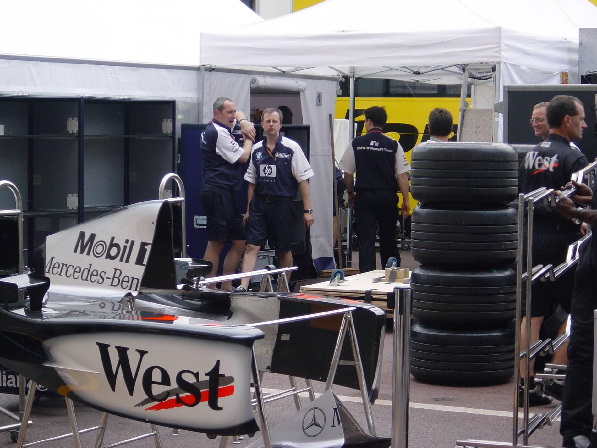 Formule 1 Grand Prix Monaco