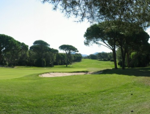 Golfbaan Golf De Valescure Saint Raphael