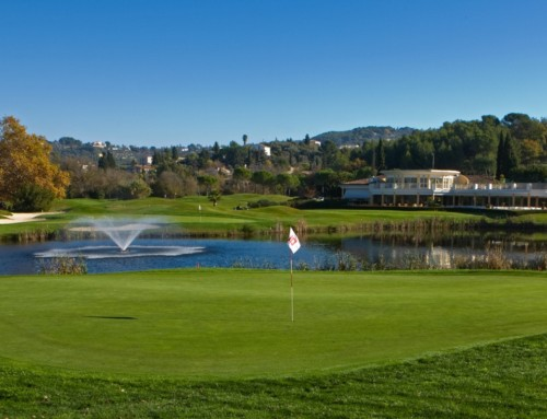 Golfbaan Saint Donat in Grasse