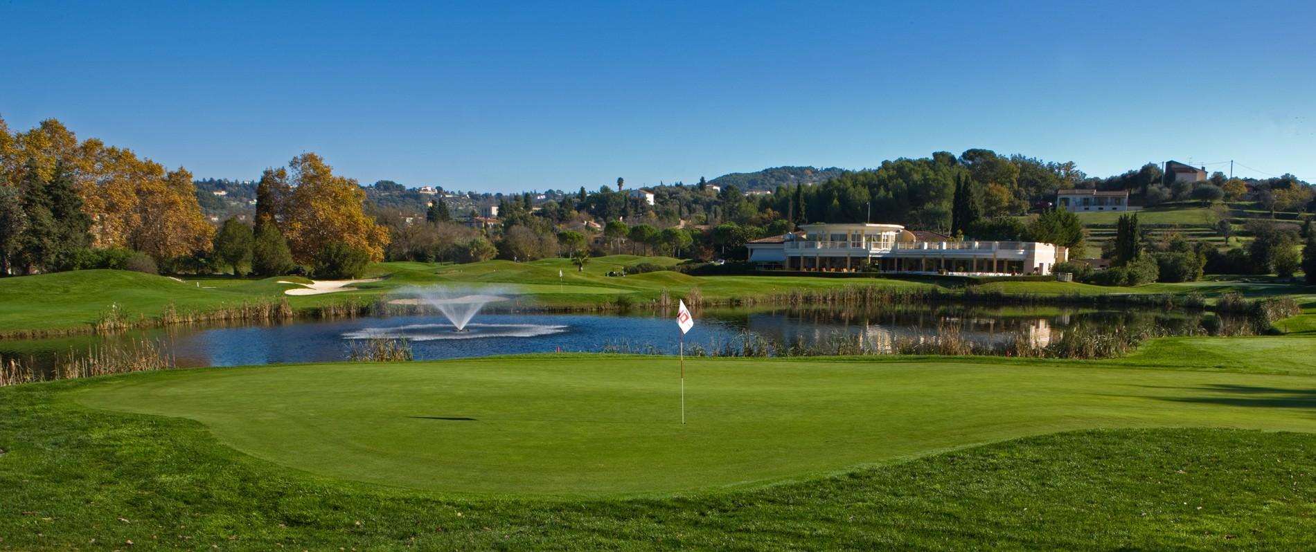 Golf de Saint Donat - Golfclub Grasse