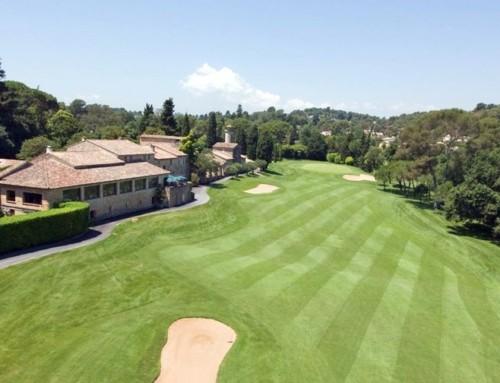 Golfbaan Golf Du Claux-Amic Grasse Côte d'Azur
