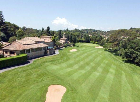 Golfbaan Golf Du Claux-Amic Grasse Cote d'Azur