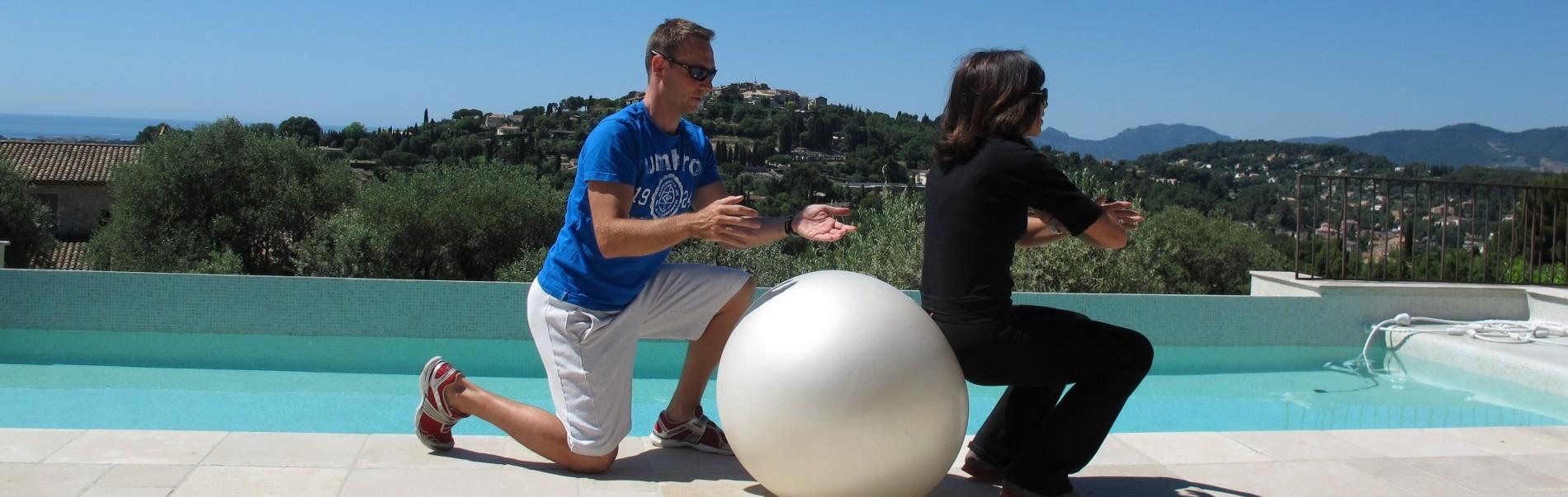 Grégoire Aguilar, qualified Fitness Instructor Cote d´Azur