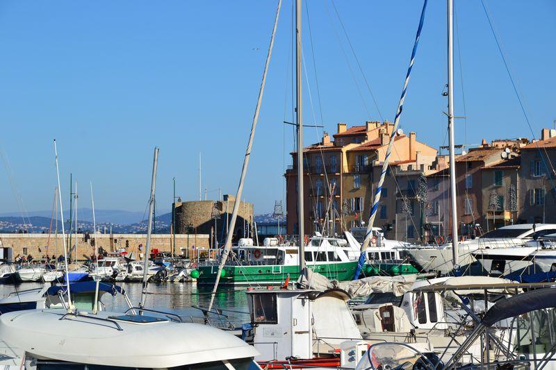 Haven van St Tropez