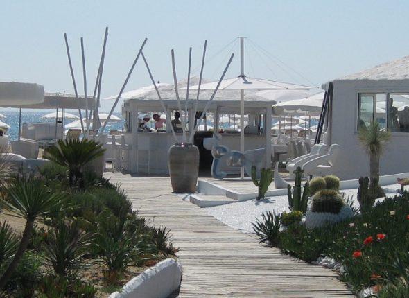 Les Palmiers St Tropez - Beach club Pampelonne Beach