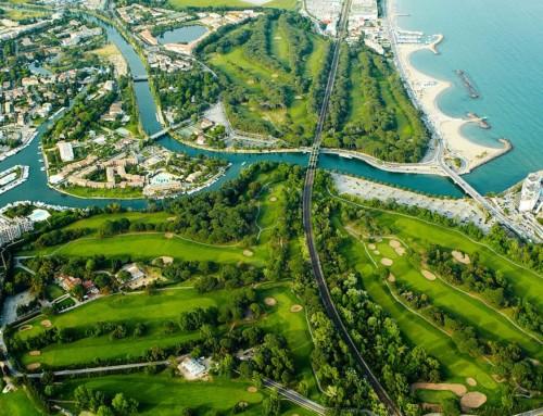 Golf Old Course Cannes-Mandelieu