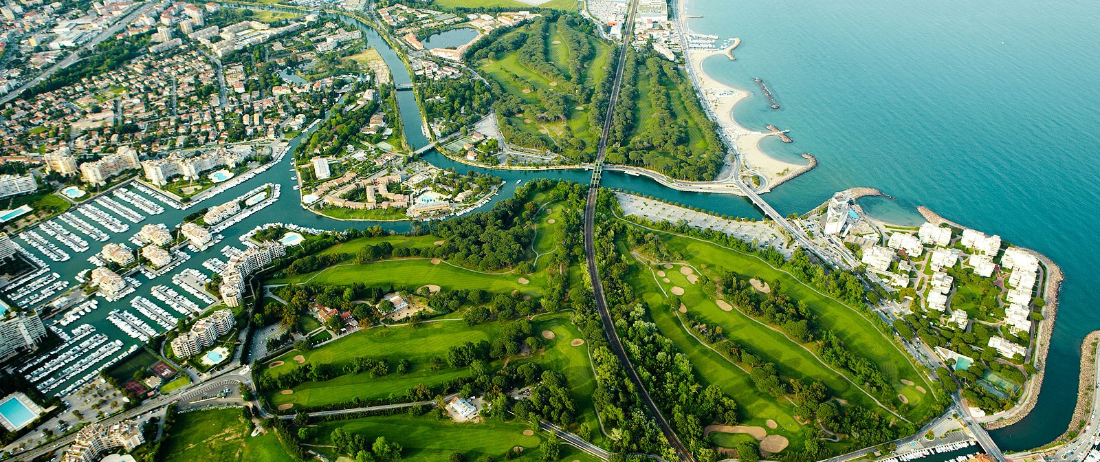 Old Course Golf Cannes Mandelieu