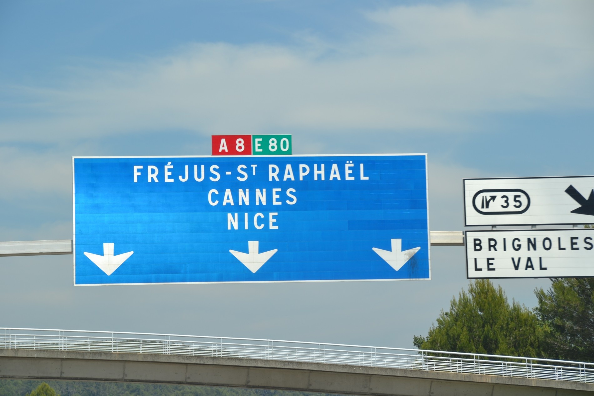 Route du Soleil - Highway to the South of France