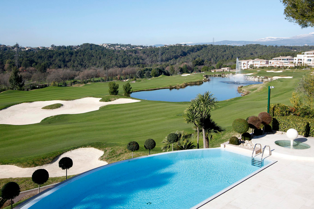 Royal Mougins - Golfclub Cote d'Azur
