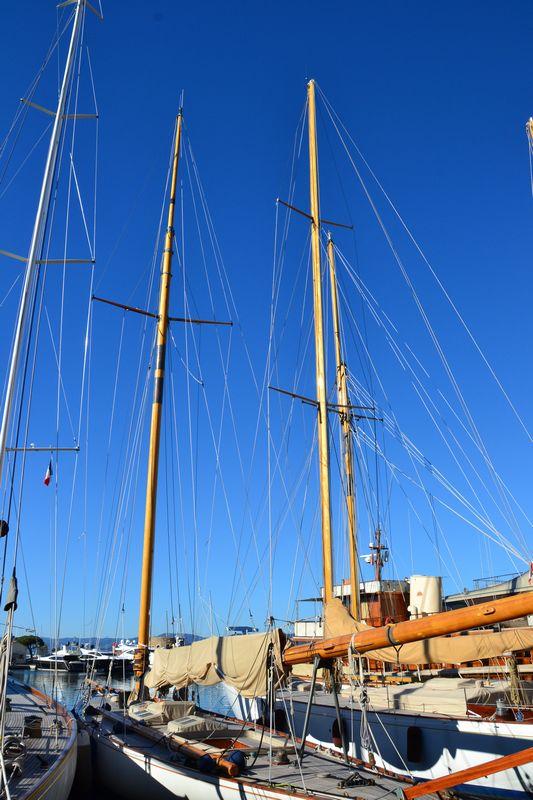 St Tropez Harbour - Saint-Tropez