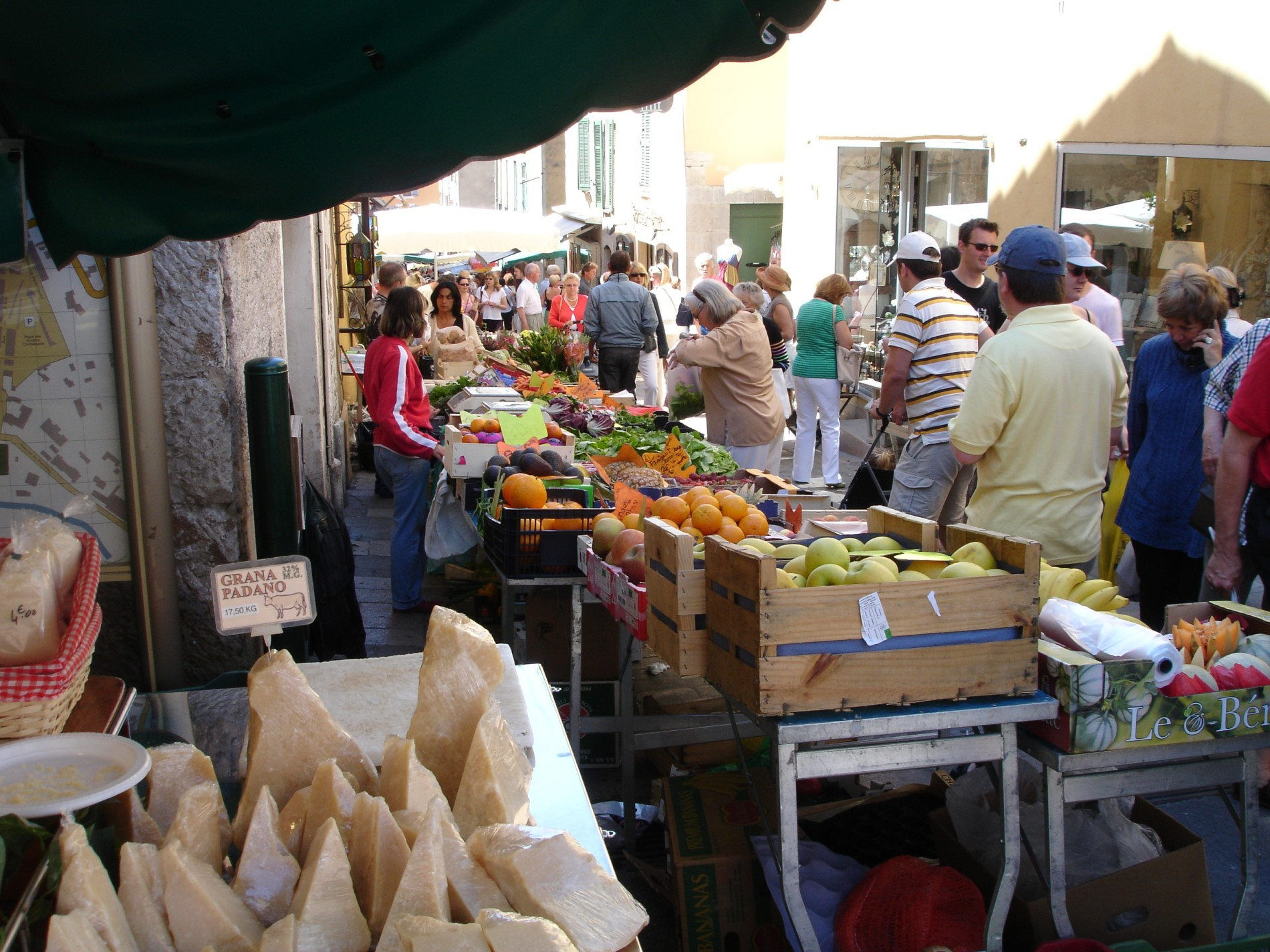 Valbonne Village Cote d'Azur Friday Market