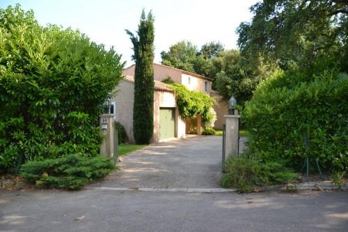 Villa Valbonne vakantiehuis Cote d'Azur met zwembad