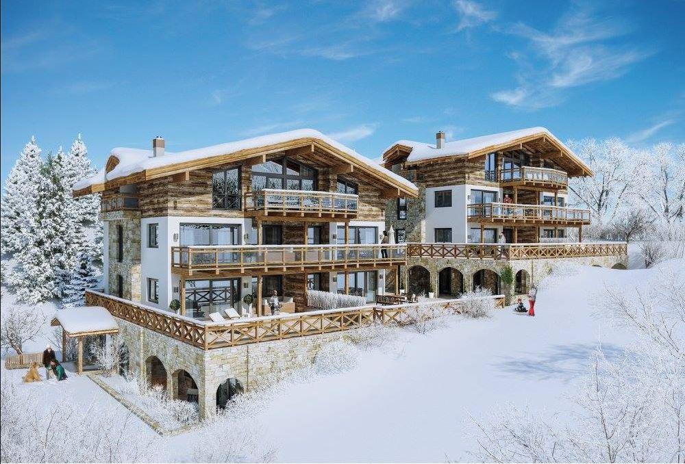 Wintersport Apartment Kaprun Austria