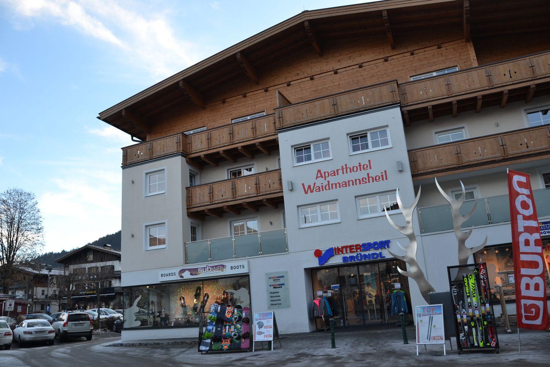 Aparthotel Waidmannsheil Kaprun Oostenrijk