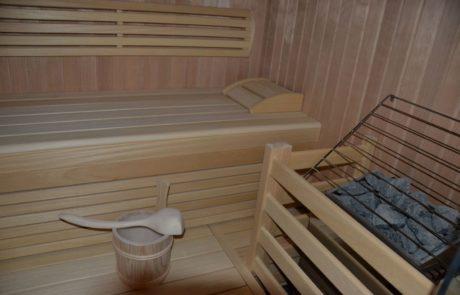 appartement Kaprun met sauna