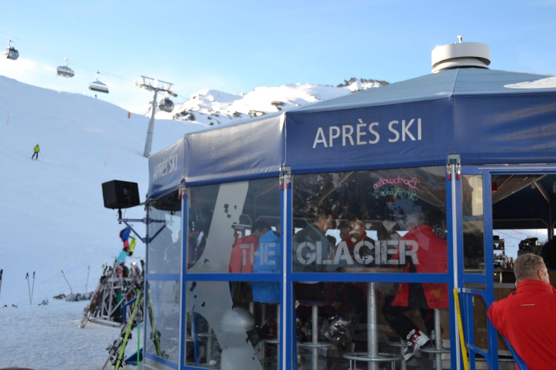 Apres Ski Gletsjer Kaprun - Kitzsteinhorn