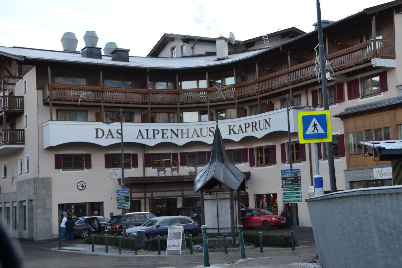 Das Alpenhaus Kaprun Oostenrijk