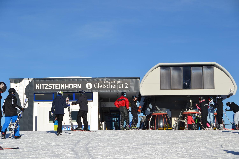 Gletsjer Kaprun - Kitzsteinhorn