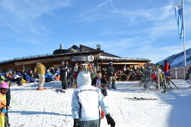 Gletsjer Kitzsteinhorn Kaprun - Sneeuwzeker