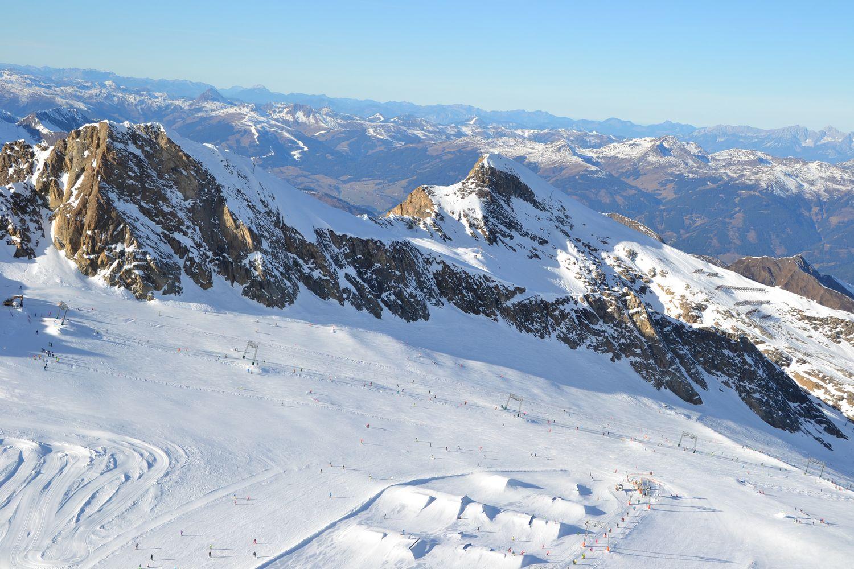 Kitzsteinhorn Gletsjer Kaprun
