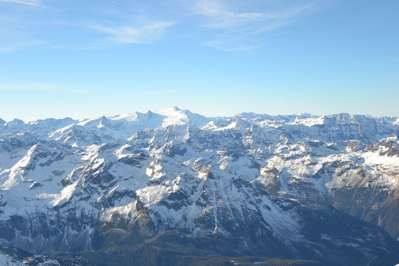 Kitzsteinhorn Kaprun - Gletsjer