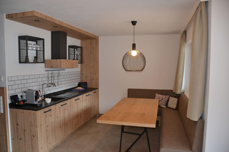 Luxe 6 persoons appartement Kaprun Oostenrijk