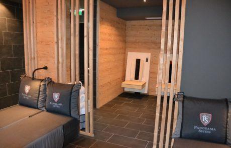 Luxe wintersport appartement Kaprun met Spa en Wellness