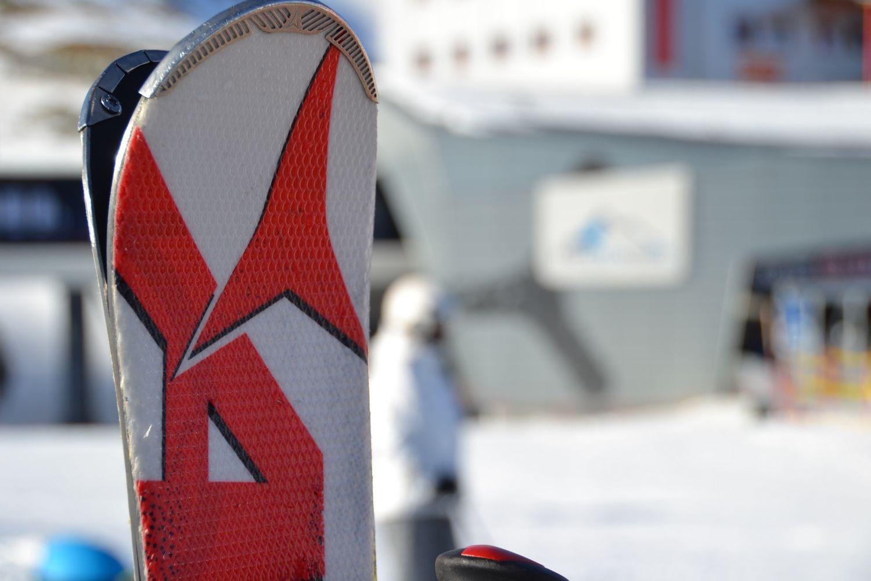 Skien Kaprun Oostenrijk