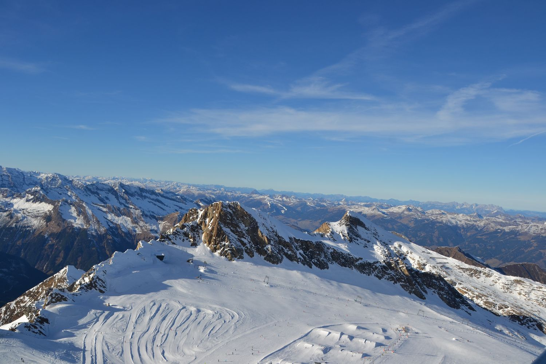 Skigebied Kaprun