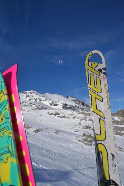 Wintersport in Kaprun Oostenrijk