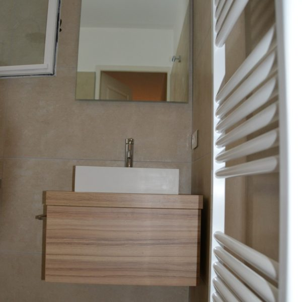 Vakantiehuis Valbonne - Villa Valbonne Cote d'Azur - badkamer