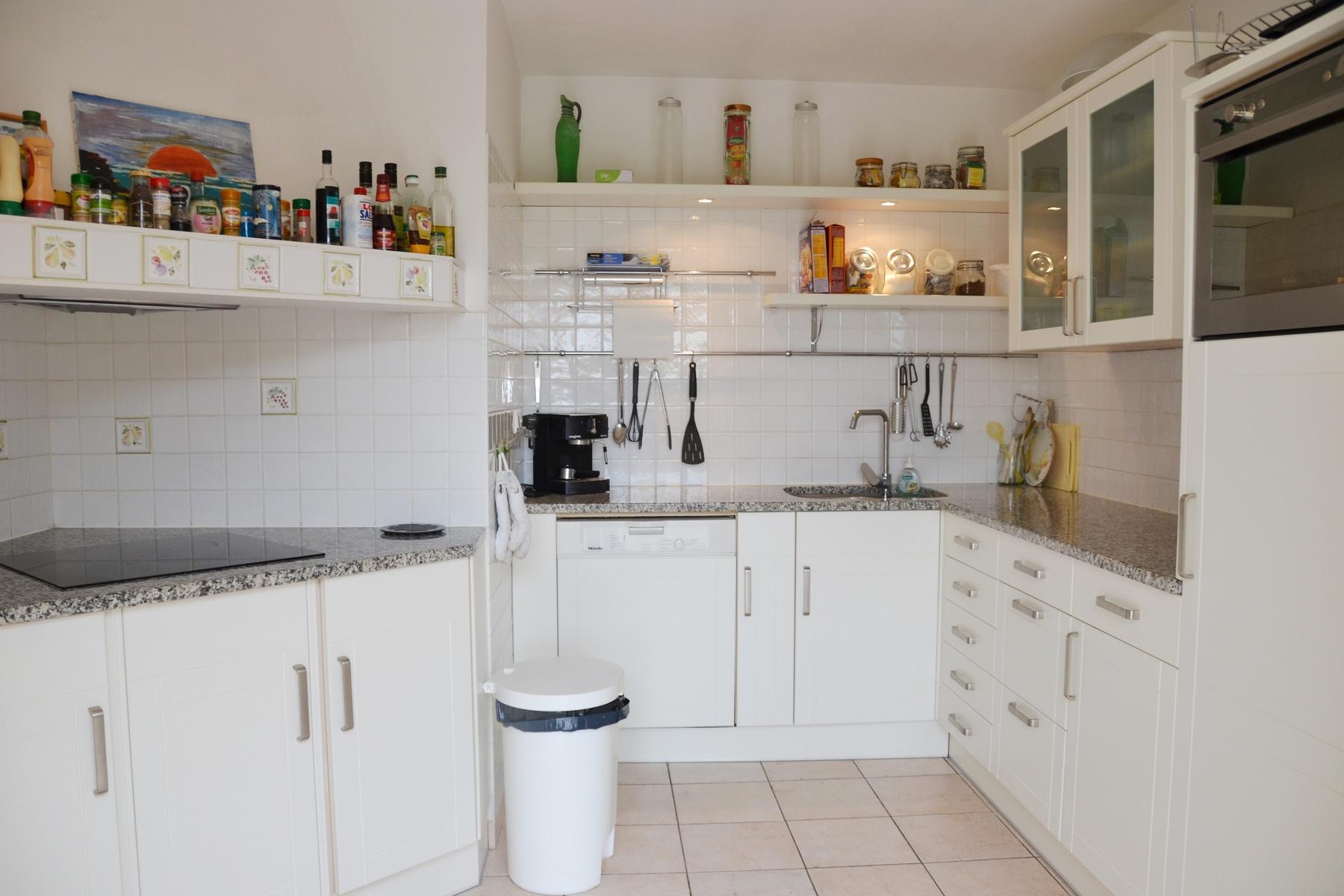 Keuken Villa Valbonne Cote D Azur - vakantiehuis huren