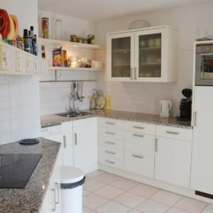 Kitchen Villa Valbonne Cote d'Azur - vacation rental with pool