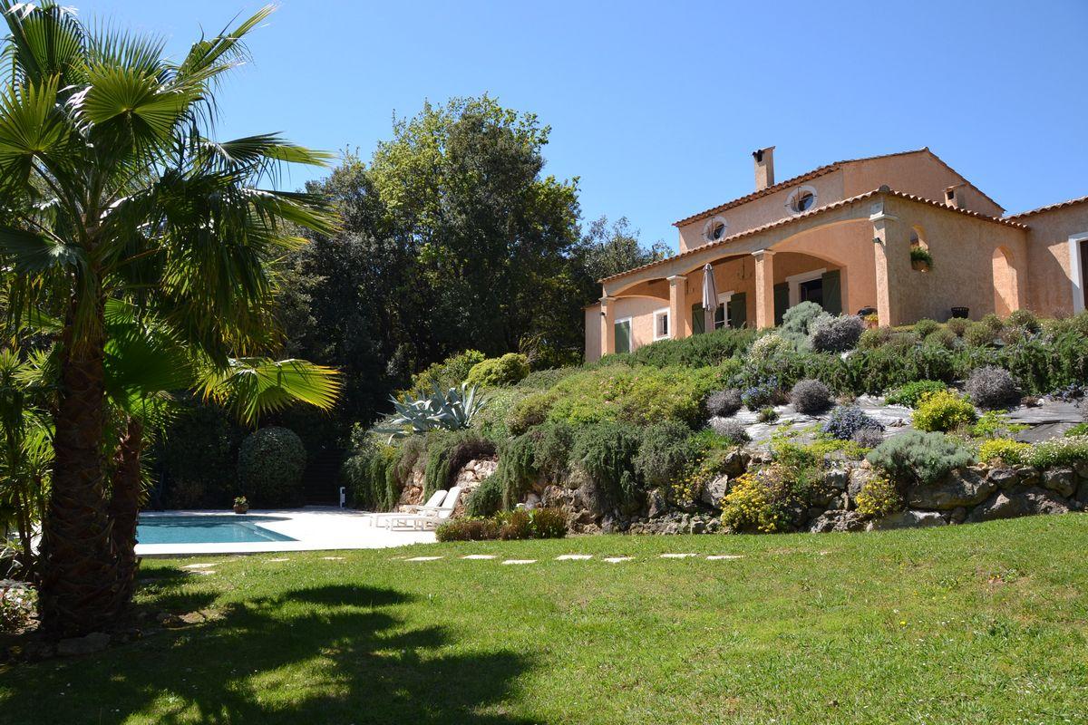 Vacation rental Valbonne Cote d Azur - 6 guests private pool