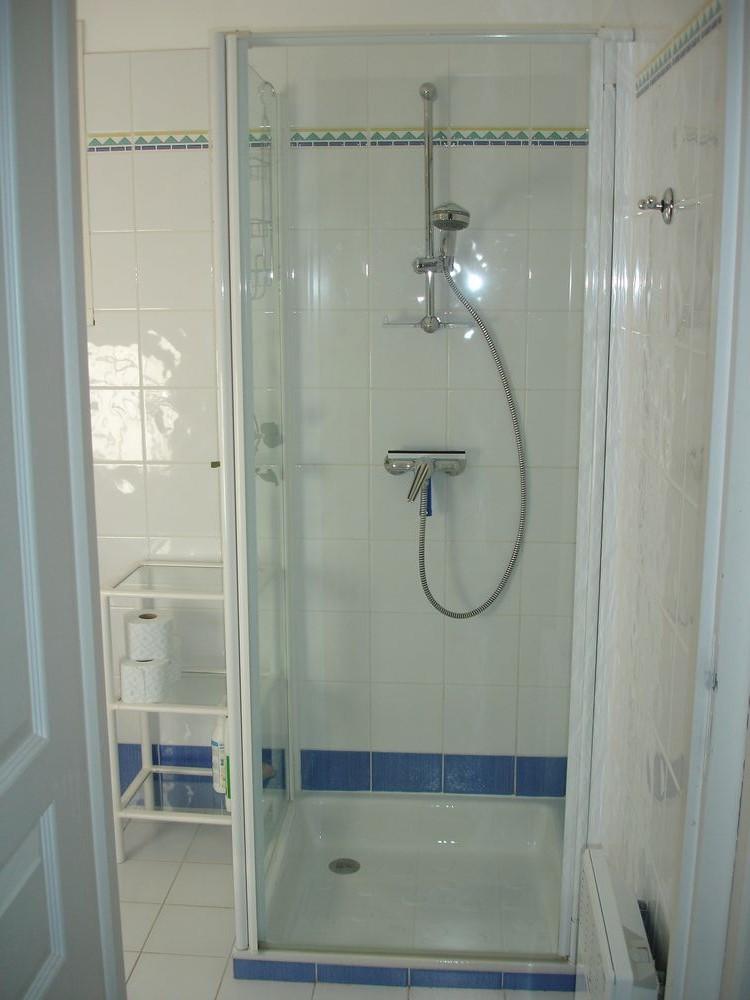 Oude badkamer Villa Valbonne