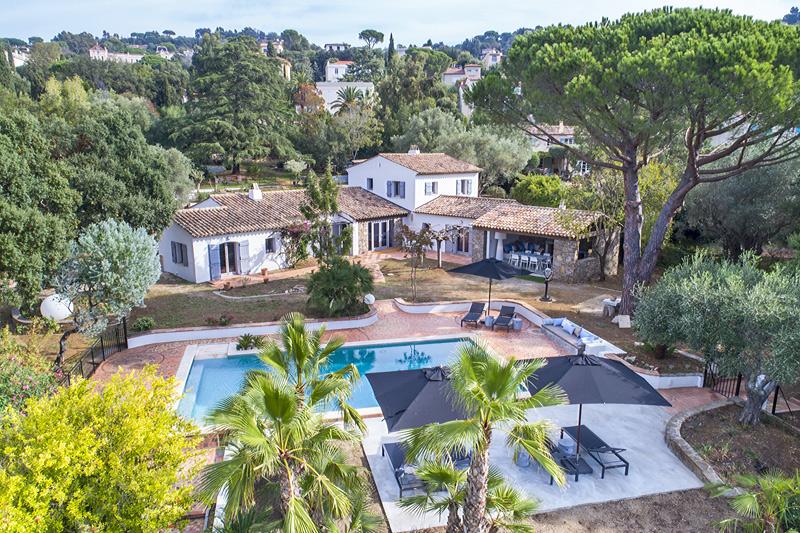 Villa La Croix Valmer Met Prive Zwembad