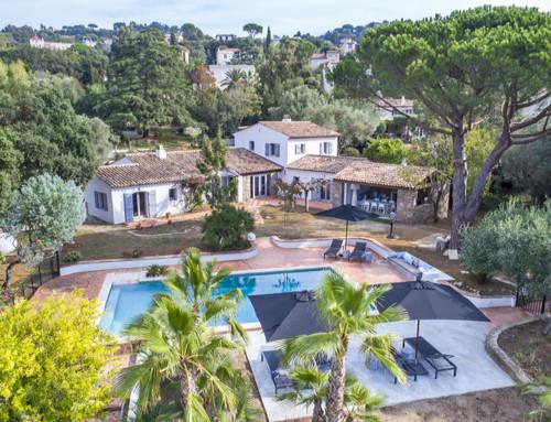 Luxe Villa Violet met zwembad nabij St Tropez in Croix Valmer