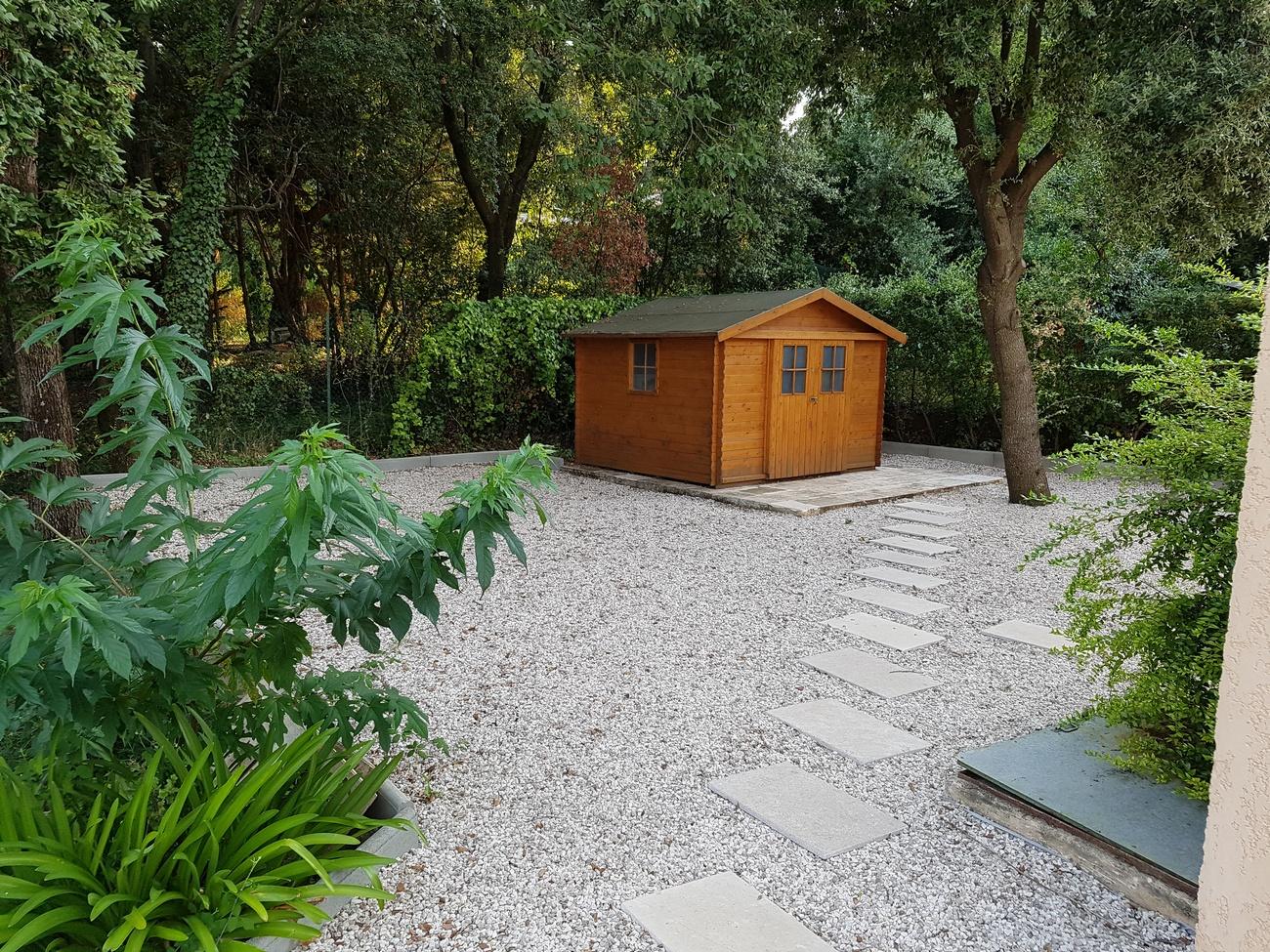Villa rental Cote d'Azur France - Villa Valbonne private pool