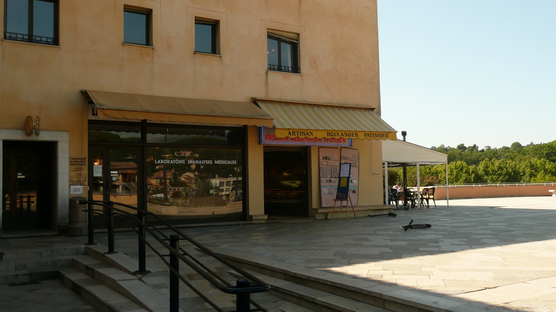 Bakker Valbonne - Zuid Frankrijk